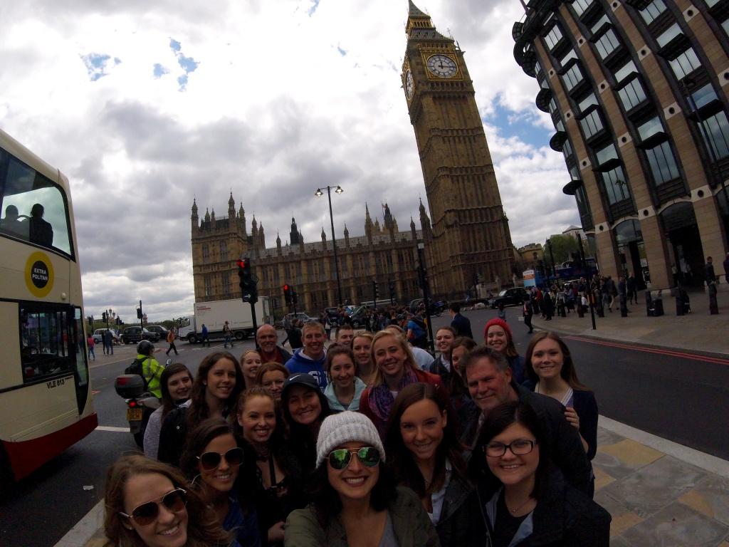 Faculty-Led - London