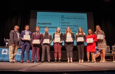 2019 Academic Achievement Winners