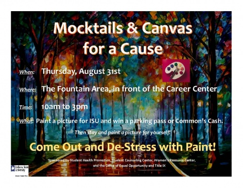 Mocktails and Canvas 2017