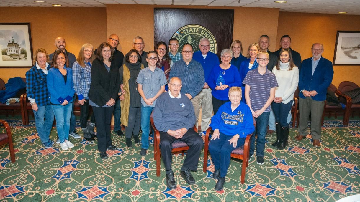 2017 Legacy Award Recipients, Hile Family