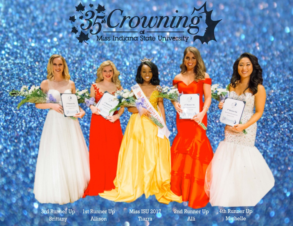 35th Crowning of Miss ISU