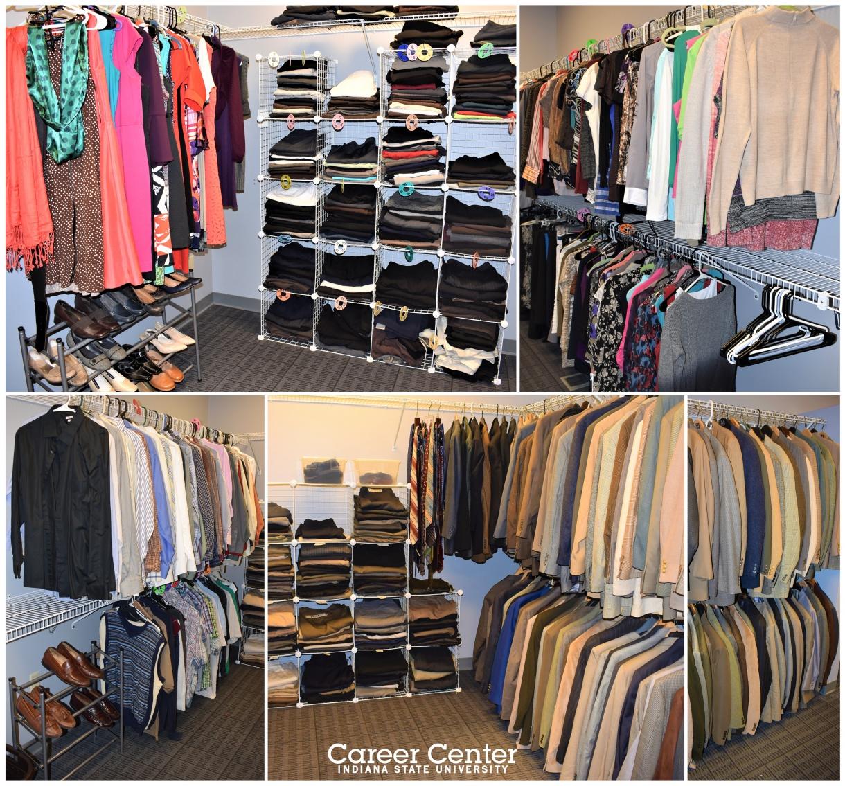 Clothing Closet Photos