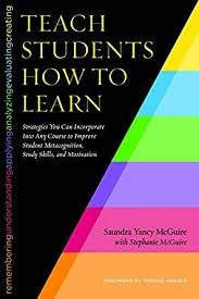 Teaching, McGuire, FCTE, How to Learn