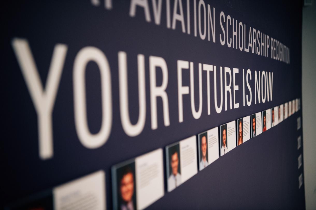 ISU FedEx Purple Runway Aviation Scholarship