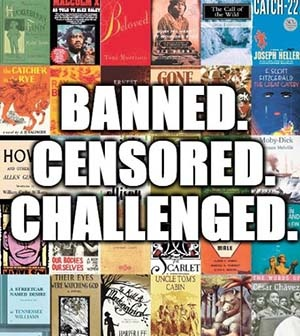 GH 201: Introduction to the Great Works: Banned. Censored. Challenged.