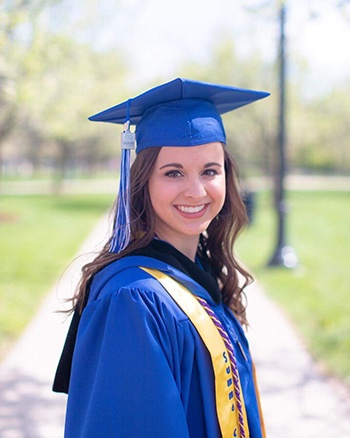 Audra Dial, Honors College Graduate