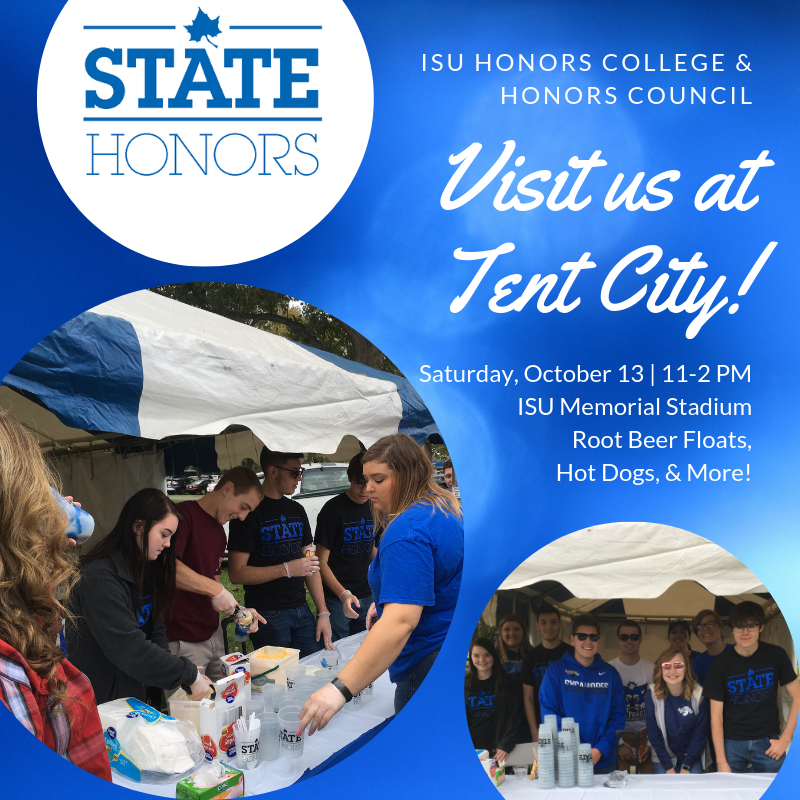 Homecoming 2018: Tent City