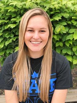 Honors Peer Mentor - Ashley Morgan