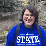 Caroline Kinderthain, Honors Peer Mentor