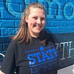 Courtney Swanson, Honors Peer Mentor