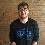 Josh Mans, Honors Peer Mentor