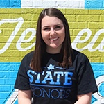 Kate McGee, Honors Peer Mentor