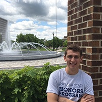 Mason Gay, Honors Peer Mentor