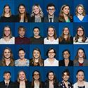 2018 University Honors Scholars