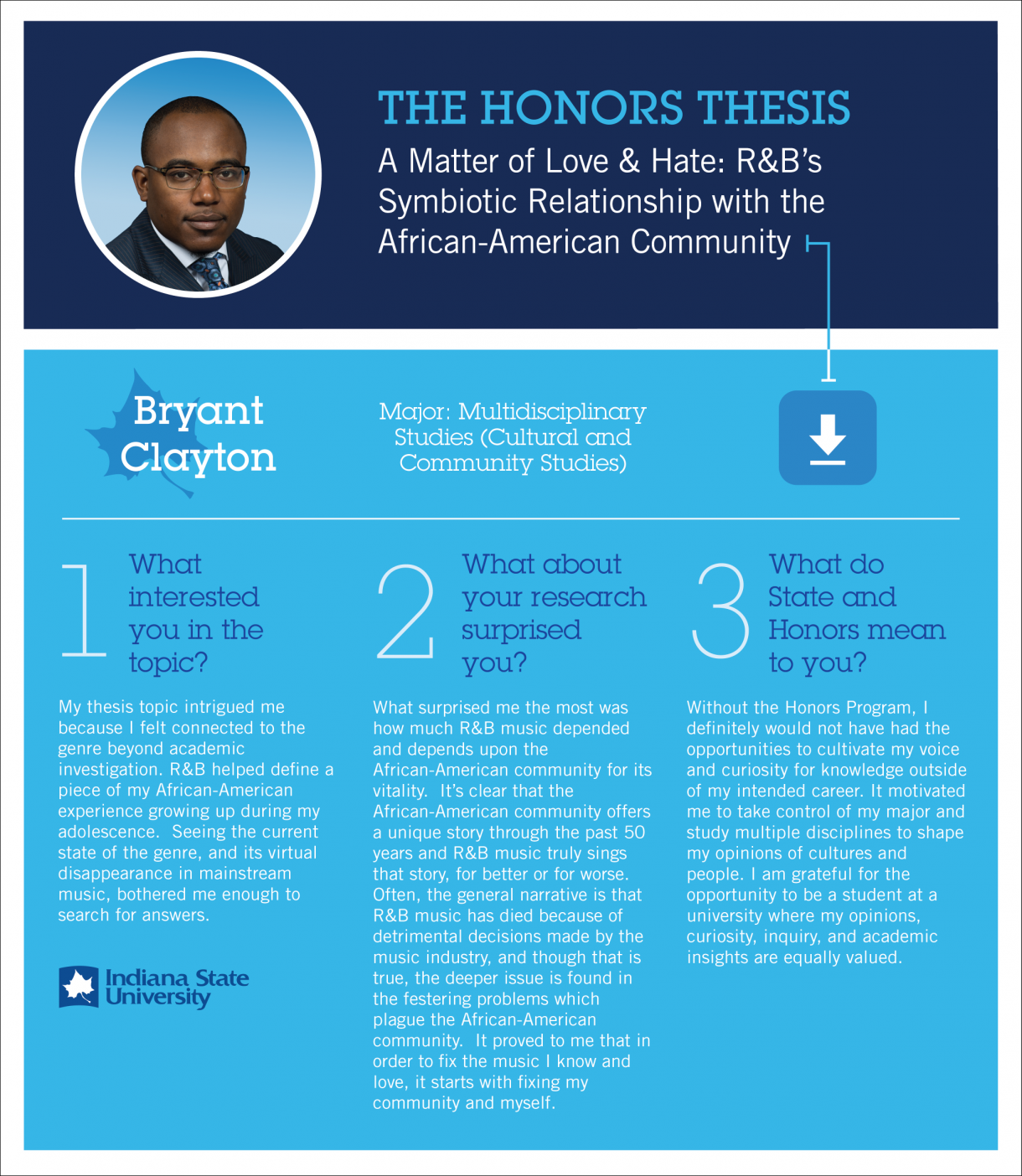 Honors Thesis: Bryant Clayton