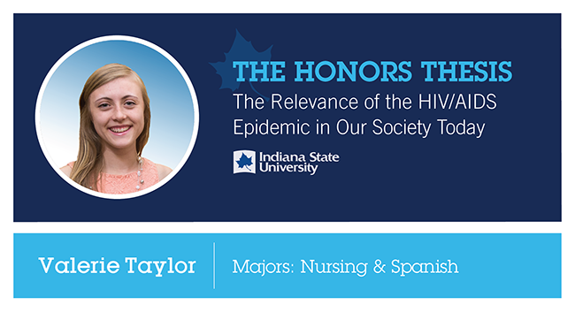 Honors Thesis: Valerie Taylor