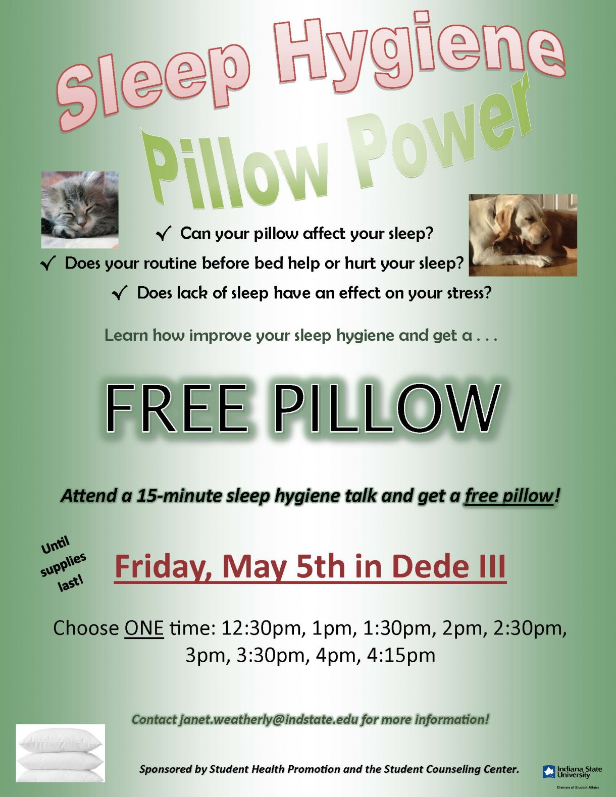 Pillow Power