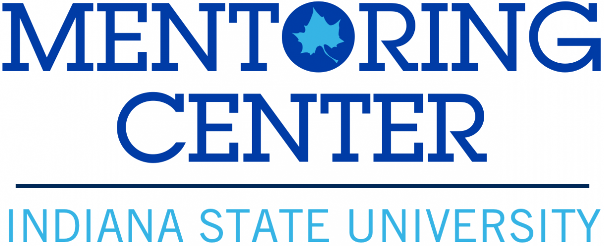 Mentoring Center Indiana State University graphic