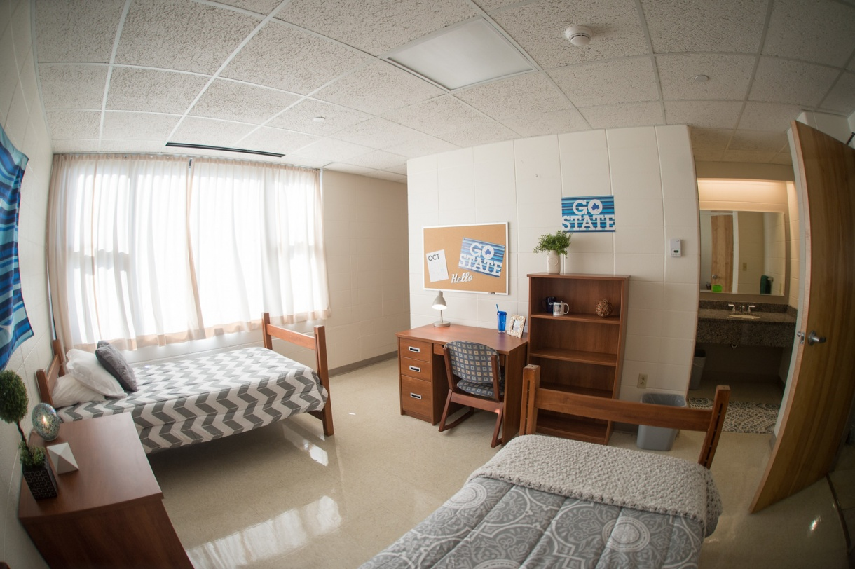 Sandison Hall Indiana State University