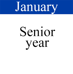 January Senior Year, Path to Graduation, Student Success