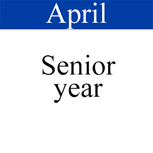 April Senior Year, Path to Graduation, Student Success