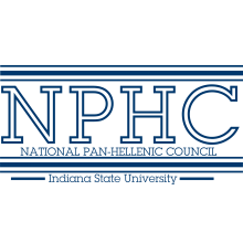 NPHC Logo for Indiana State