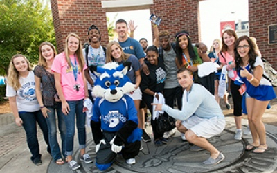 Fall Welcome 2016
