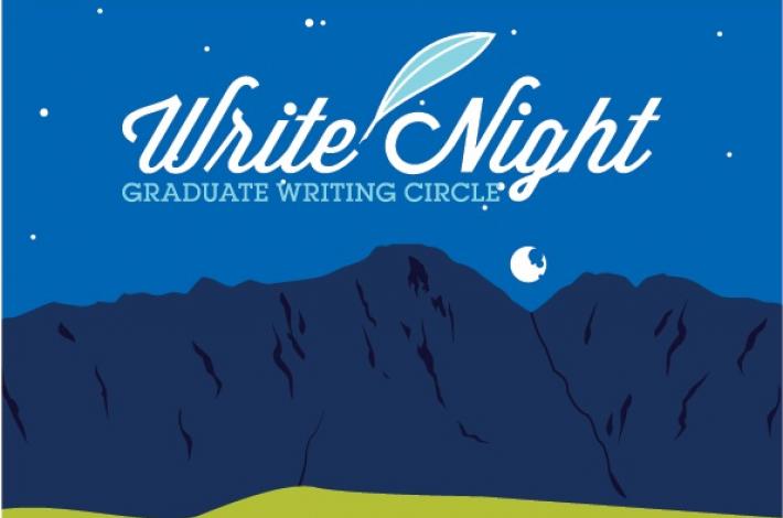 Spring 2018 Write Night