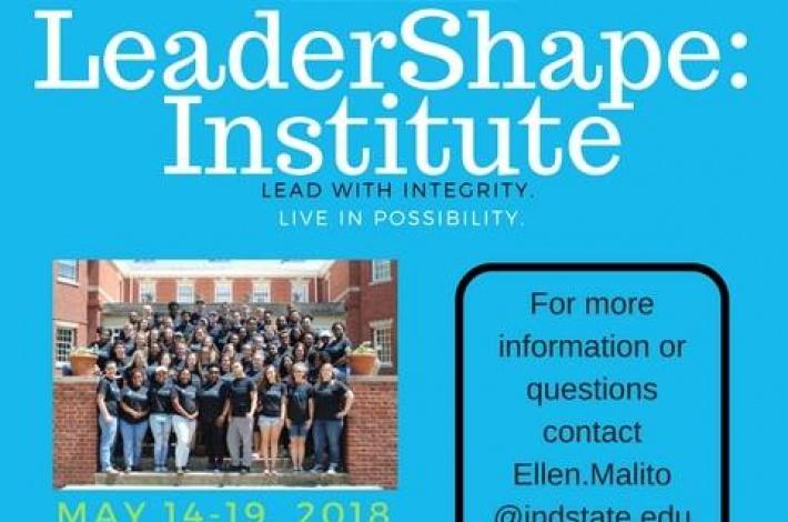 Leadershape 2018