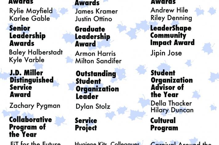 SycamoreLeadershipAwards2017