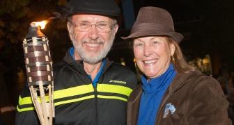 Daniel Bradley and Wife