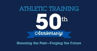 Athletic Training 50th Anniversary