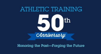 Athletic Training 50th Anniversary