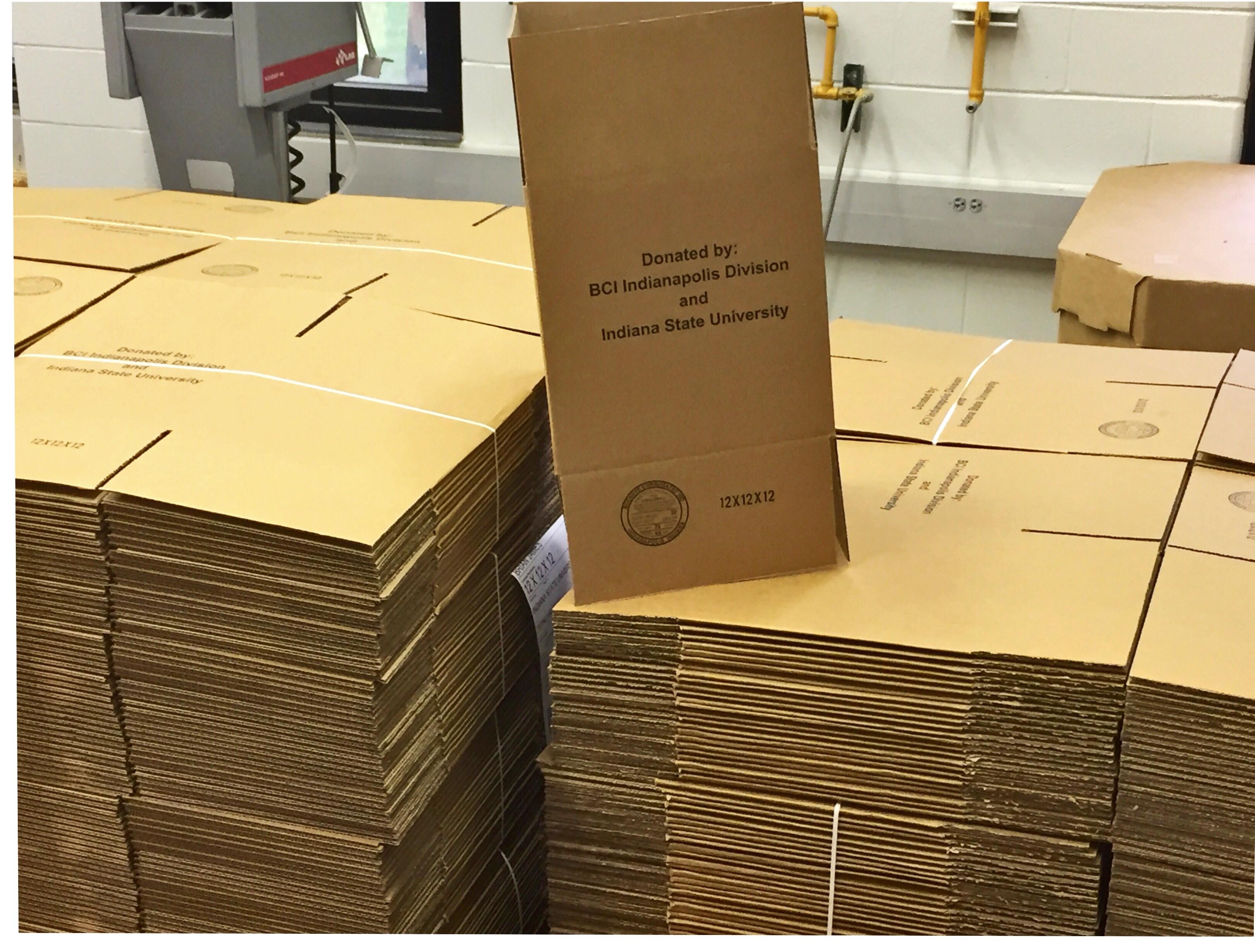 Food Distribution Boxes